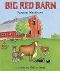 Big Red Barn Board Book Cover