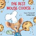 The Best Mouse Cookie Board Book (Laura Geringer Books) Cover