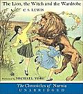Lion The Witch & The Wardrobe Cd Unabridged