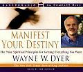 Manifest Your Destiny CD
