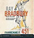 Fahrenheit 451 CD (Abridged) Cover