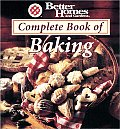 Better Homes & Gardens Complete Book Of Baking