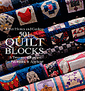 Five Hundred One Quilt Blocks: A Treasury of Patterns for Patchwork and Applique Cover