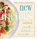 Better Homes & Gardens New Dieters Cookbook Eat Well Feel Grea