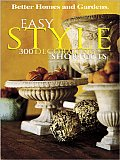 Easy Style: 300 Decorating Shortcuts Cover