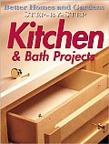 Step By Step Kitchen & Bath Projects