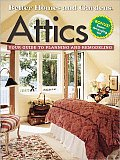 Better Homes and Gardens Attics Cover