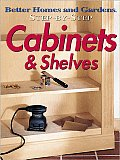 Step By Step Cabinets & Shelves