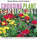 Choosing Plant Combinations