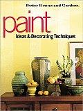 Paint Ideas & Decorating Techniques