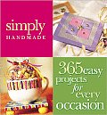 Simply Handmade 365 Projects For Every