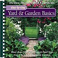 Better Homes & Gardens Step By Step Yard & Garden Basics