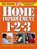 Home Improvement 1-2-3 (Home Depot ... 1-2-3) Cover