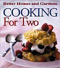 Better Homes & Gardens Cooking For Two