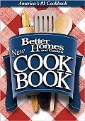 Better Homes and Gardens New Cookbook  12TH Edition (2004) Cover