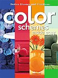 Color Schemes Made Easy (Better Homes and Gardens)