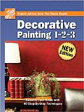 Decorative Painting 1-2-3 (Home Depot ... 1-2-3)