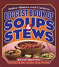Biggest Book of Soups & Stews