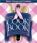 Better Homes & Gardens New Cook Book Limited Edition Pink Plaid For Breast Cancer Awareness
