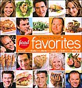 Food Network Favorites Cover