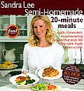 Semi Homemade 20 Minute Meals