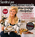 Semi-Homemade Slow Cooker Recipes 2 Cover
