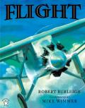 Library Book: Flight: The Journey of Charles Lindbergh