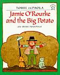Jamie O'Rourke and the Big Potato Cover