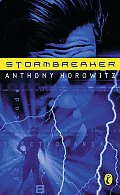 Stormbreaker (Alex Rider Adventures) Cover