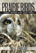 Prairie Birds Fragile Splendor In The Gr