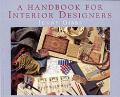 A Handbook for Interior Designers (Pbk)
