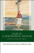 Galicia, a Sentimental Nation: Gender, Culture and Politics (University of Wales - Iberian and Latin American Studies)