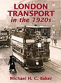 London Transport in the 1920s Cover