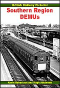 British Railway Pictorial Southern Region Demus