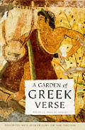 Garden of Greek Verse Poems of Ancient Greece