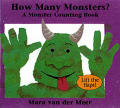 How Many Monsters A Monster Counting Boo
