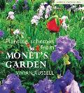 Planting Schemes from Monet's Garden