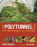 The Polytunnel Book: Fruit and Vegetables All Year Round Cover