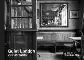 Quiet London Postcard Book: 20 Postcards