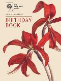 Royal Horticultural Society Birthday Book - Study Notes
