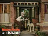Wallace and Gromit Postcard Box: 30 Postcards