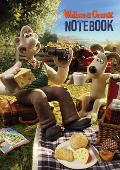 Wallace and Gromit Stencil Notebook