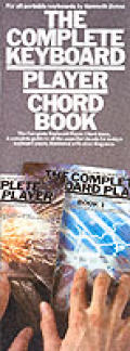 The Complete Keyboard Player Chord Book: Compact Reference Library