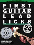 First Guitar Lead Licks With First Guitar Lead Licks