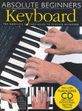 Keyboard: The Complete Picture Guide to Playing Keyboard [With CD]