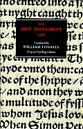 New Testament Tyndale 1526
