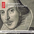 Shakespeare's Original Pronunciation: Speeches and Scenes Performed as Shakespeare Would Have Heard Them Cover