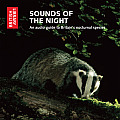 Sounds of the Night: An Audio Guide to Britain's Nocturnal Species