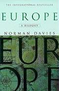 Europe A History Uk Edition