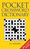 Pocket Crossword Dictionary: